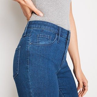 High waisted jeggings levis