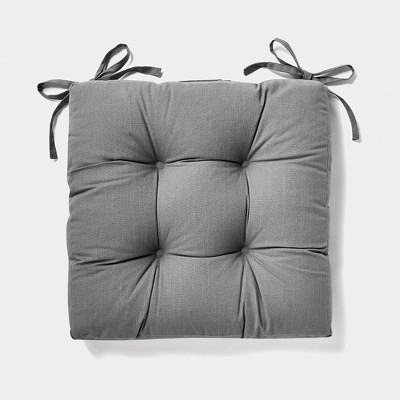 Faux Leather Non Slip Memory Foam Chair Pads Set of 2