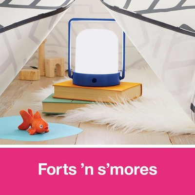 Forts 'n s'mores.