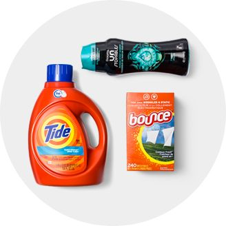 Laundry Care Cleaning Supplies