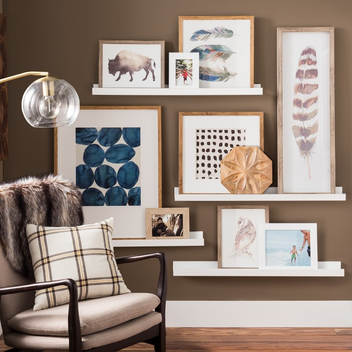 gallery wall ideas target