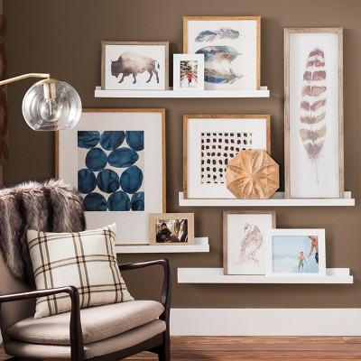 Gallery Wall Ideas, Gallery Walls With Wall Shelves, Wall Ledge Gallery  Wall, Play Part 48