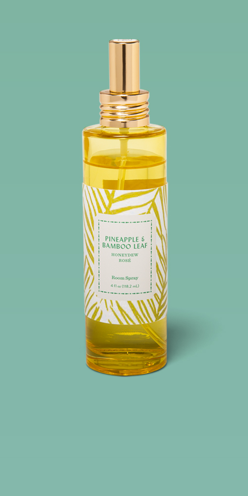 4 fl oz Room Spray Pineapple & Bamboo Leaf - Fruit Collection - Opalhouse™