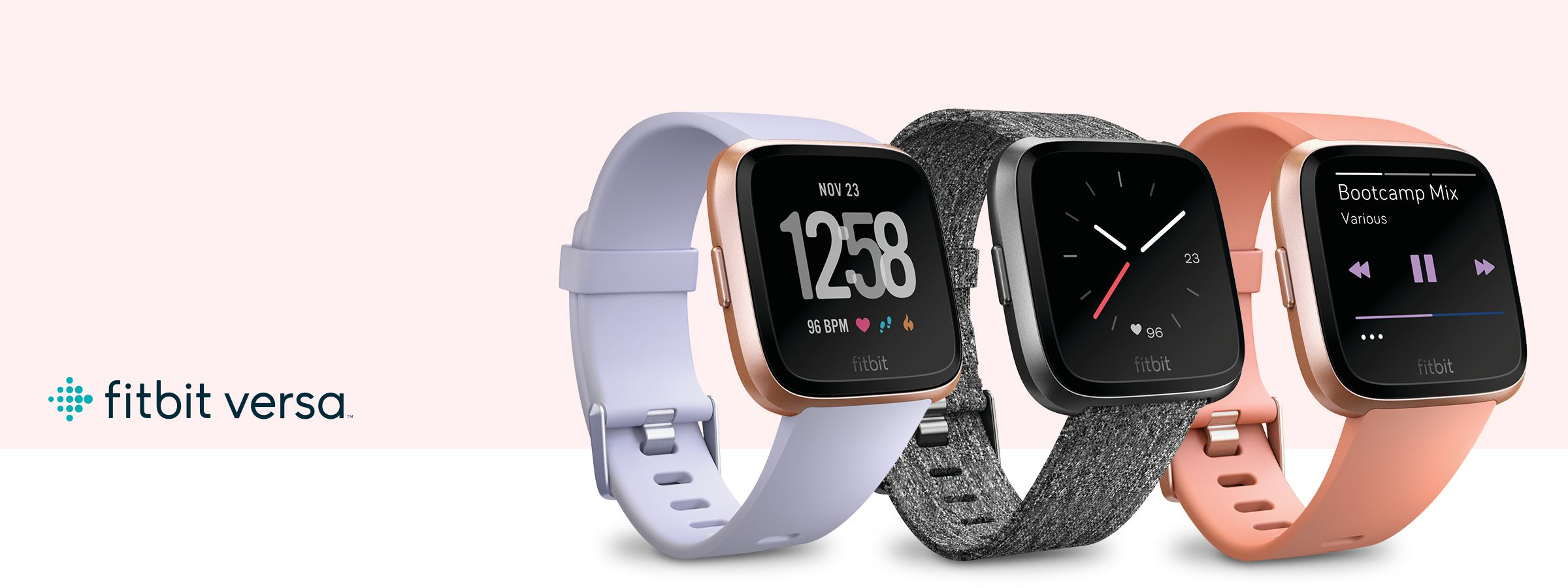 how to change band on versa smartwatch