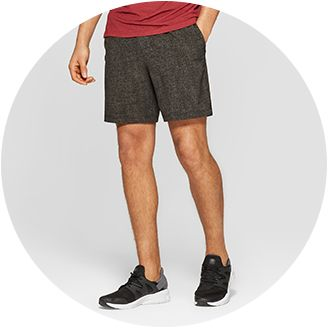 fe3cba6b Men's Activewear, Gym & Workout Clothes : Target