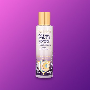 Pacifica Cosmic Twinkle Shimmering Body Serum 4 fl oz