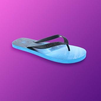 Men's Body Glove Old Skool Flip Flop Sandals - Blue