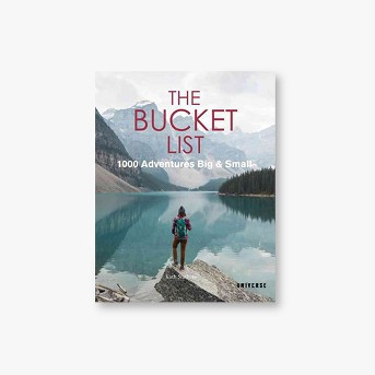 The Bucket List - (Hardcover)