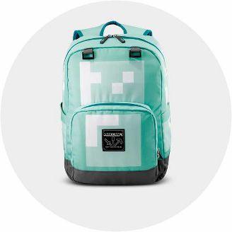 16b64d6f5461 Minecraft · Pokémon · All Character Backpacks