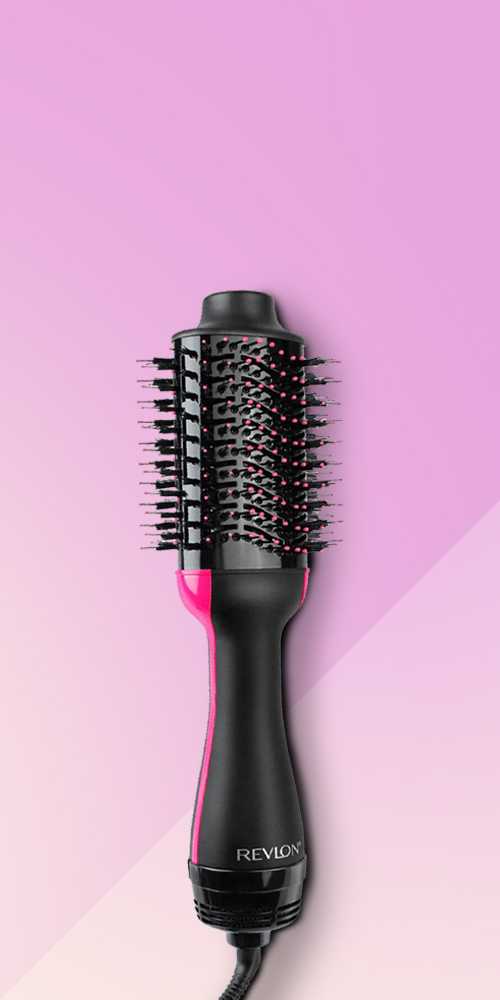 Revlon Salon One-Step Hair Dryer and Volumizer - Black