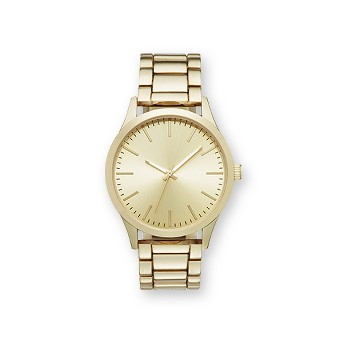 Men's Classic Bracelet Watch - Goodfellow & Co™ Gold