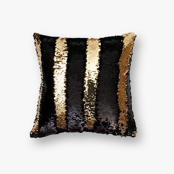 Melody Mermaid Reversible Sequin Throw Pillow - Decor Therapy