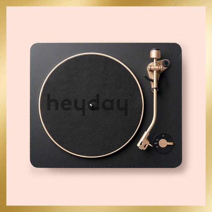 heyday™ Turntable - Gray