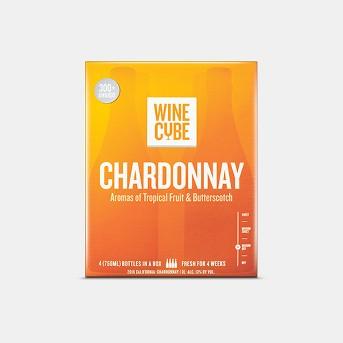 Chardonnay White Wine - 3L Box - Wine Cube™