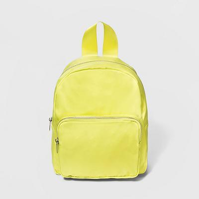 Nylon Backpack - Wild Fable™ Yellow