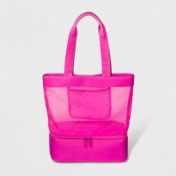 Neoprene Mesh Tote Handbag - Shade & Shore™
