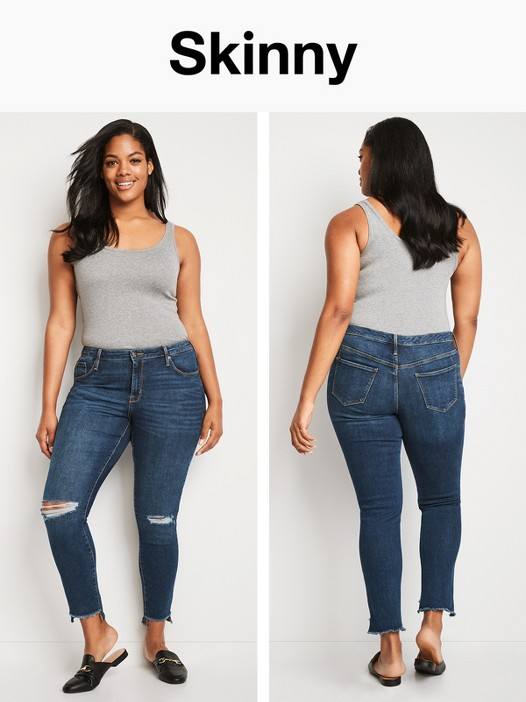 womens jeans target