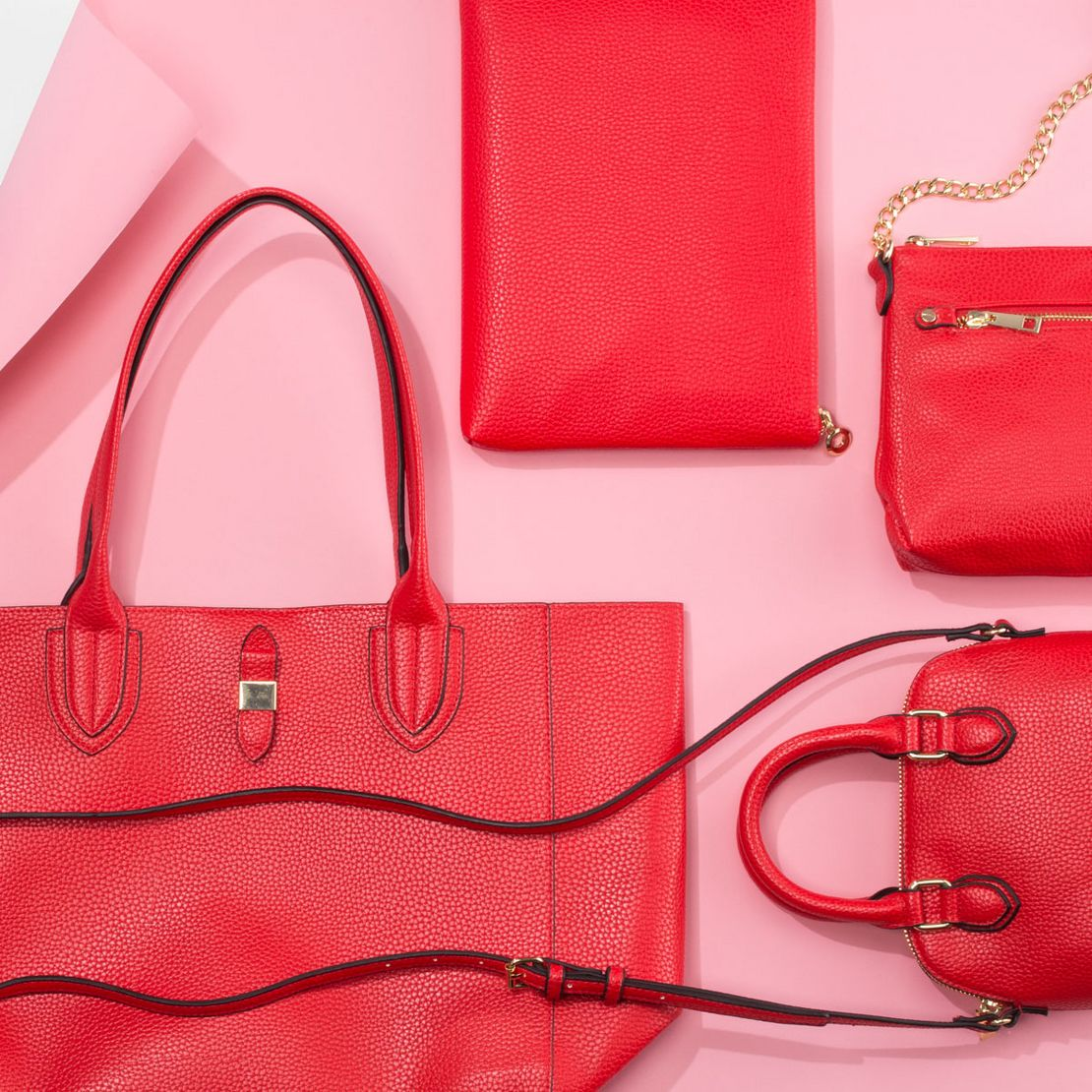Large tote bags at target - Pop In The Shades Of The Season Red Handbags
