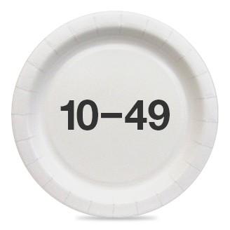 Paper Plates Target