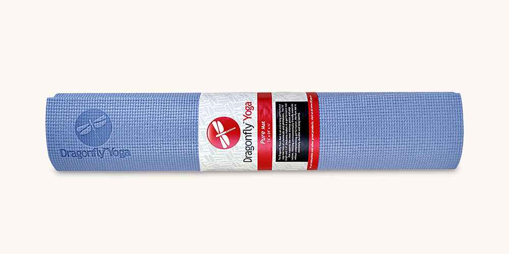 Dragonfly Yoga Pure Yoga Mat (6mm)