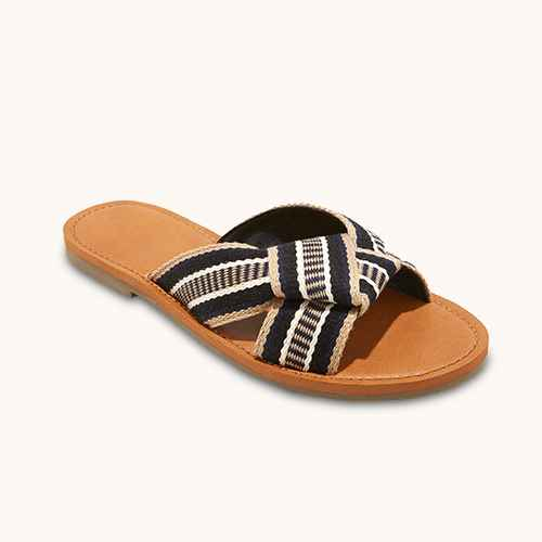 Women's Rylie Knotted Slide Sandals - Universal Thread™
