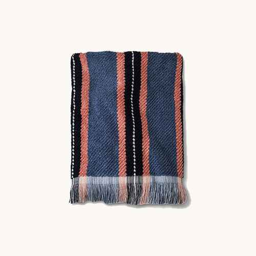 Woven Multi Striped Towel - Threshold™