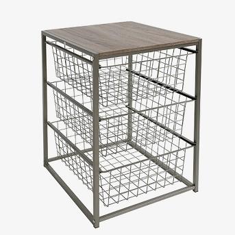 3-Drawer Closet Organizer - Threshold™