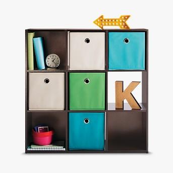 9-Cube Organizer Shelf 11