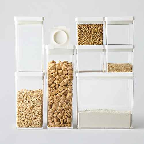 Plastic Food Storage Container Collection - Made By Design™