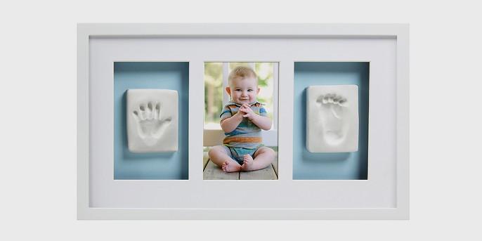 Pearhead Babyprints Hand & Foot Wall Frame