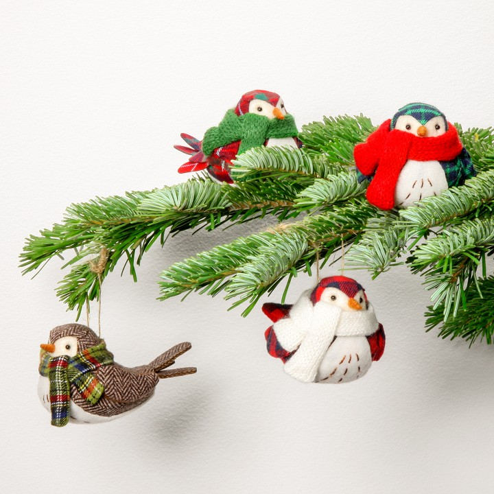 Animated Christmas Target Ornaments Ornament
