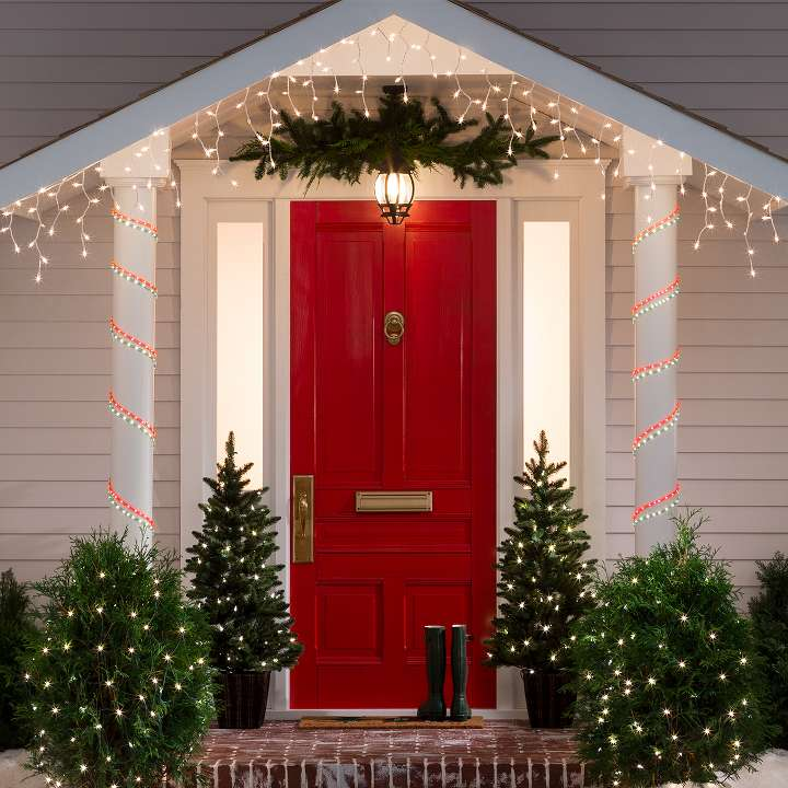 Christmas decorations target