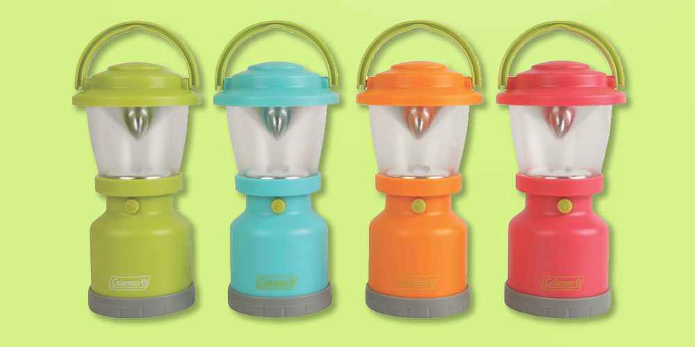 Coleman Kids' Adventure LED Camp Lantern