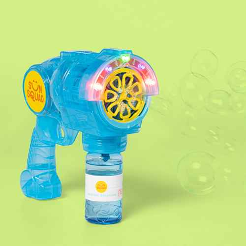Thunder Bubble Blaster Blue - Sun Squad™