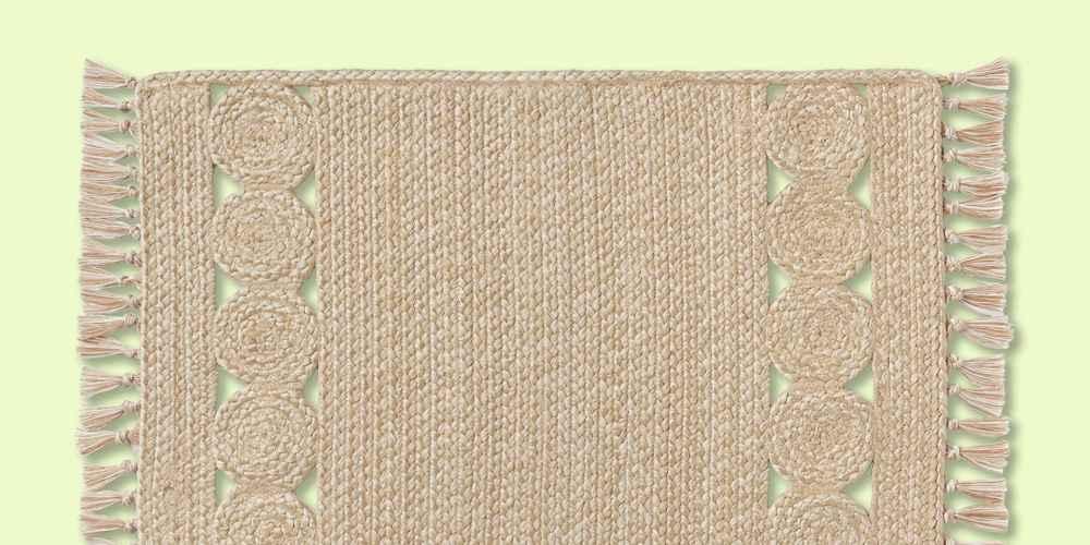 "34"" x 20"" Ornate Braided Rug - Opalhouse™"