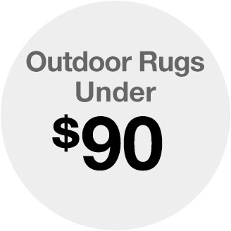 Exceptionnel Outdoor Rugs Under $90