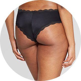 e341c5b87abb Women's Panties & Underwear : Target