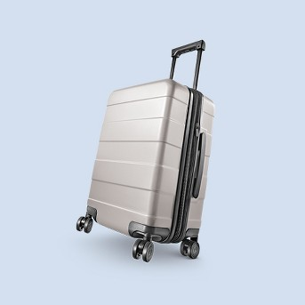 Hardside Carry On Spinner Suitcase 20