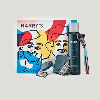 Harry's Pride Shaving Set