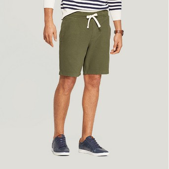 Men's Elevated Knit Shorts - Goodfellow & Co™ Green