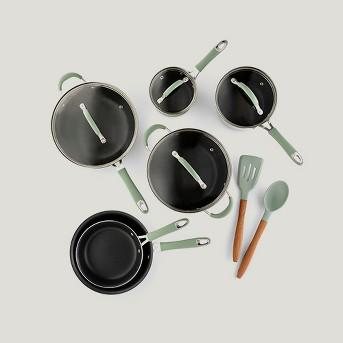 Cravings by Chrissy Teigen 12pc Aluminum Cookware Set
