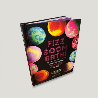 Rock Point Fizz Boom Bath! Learn to Make Your Own Bath Bombs Body Scrubs