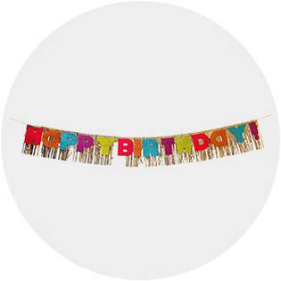 Birthday Party Supplies & Decorations : Target