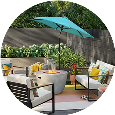 Patio Ideas Inspiration Target