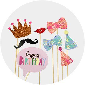 1st Birthday Target