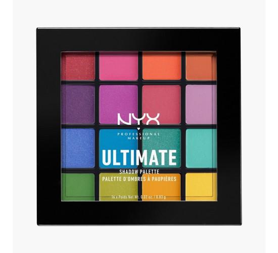 NYX Professional Makeup Ultimate Eyeshadow Palette