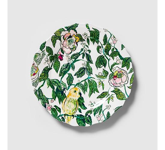 Melamine Salad Plate 8.4