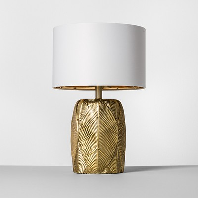 Leaf Table Lamp Gold - Opalhouse™