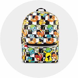 Pokémon. All Character Backpacks 2fab0bac33