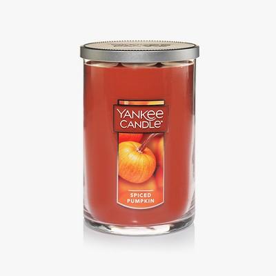 Yankee Candle 22oz 2-Wick Tumbler - Spiced Pumpkin